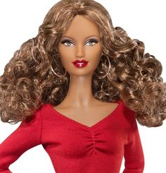 Model No. 02 — Collection Red | Barbie Collector