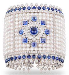 Dentelle de Perles Bracelet - Faberge