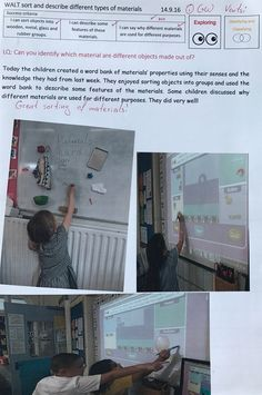 Y1 Properties of materials