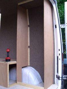 Mercedes Sprinter conversion - The Pampy Camper   Camper Van Life