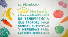 ¿Cómo retribuye a la comunidad la Fundación Familia Herbalife?