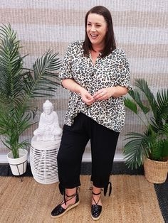 Haven shirt in size at Isla Maree, Clothing for Curves and home to a lovingly curated collection of Plus Size and Inbetweenie Fashion. Curve Tops, Plus Size Summer, Curves, Capri Pants, Size 12, Lemon, Shirts, Clothes, Collection