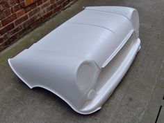 Classic mini fibreglass front end 2 piece **NEW** collection only in Vehicle Parts & Accessories, Car Tuning & Styling, Body & Exterior Styling | eBay!
