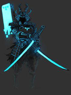 Tron - Samurai 2
