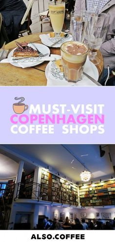 7 Copenhagen Coffee Shops You Have To Visit