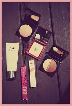 My Summer Make-Up Se