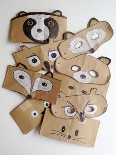 маски на новый год своими руками