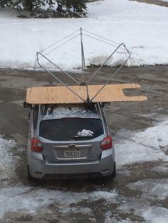 frame on car                                                       …