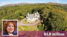 6cad803c2f8 Actress Maureen O Hara sells her longtime retreat with private islands in  County Cork