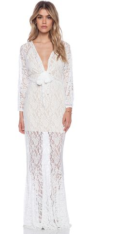 Toby Heart Ginger x Love Indie Mermaid Lace Dress