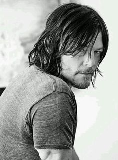 #TheWalkingDead Norman Reedus(Daryl)