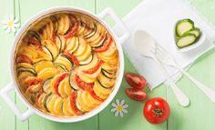 Sommer-Kartoffelgratin | Rama Cremefine