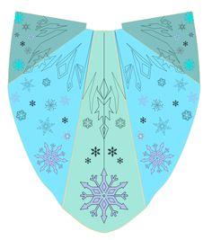 Elsa Cape by Cosmic-Empress.deviantart.com on @deviantART