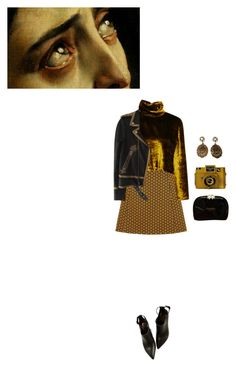 """Making your sweet little song"" by mywayoflife ❤ liked on Polyvore featuring Yves Saint Laurent, Rosie Assoulin, Holga and Chanel"