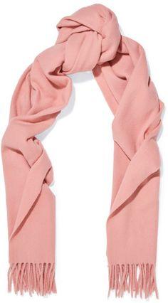 Acne Scarf Acne Scarf, Fringe Scarf, Wool Scarf, Pink Shawl, Woolen Scarves b7805d41d95