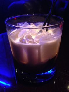 Kahlua and cream at Potter's Lounge, Chicago