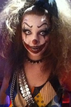 Scary clown Love love love!!!