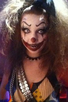 Scary clown Love love love!!!