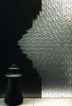 texture - going to try finishe similar to this with zig-zag tile, hopefully