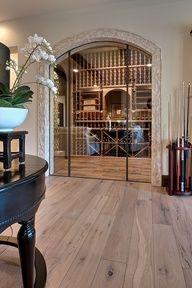 Lovely wine cellar