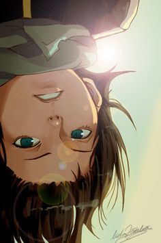 Yato // Noragami <---- His eyes need to be lighter.