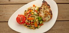 This amazing greek chicken recipe is nutritious and delicious. It's simple and incredibly fast, but will leave you satisfied and happy.