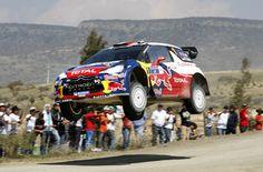 WRC Rally Mexico 2012 | Sebastien Loeb | Citroen C4