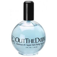 This is the best top coat. (inm Out The Door)
