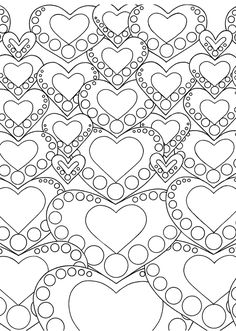 Hearts |Pinned from PinTo for iPad|
