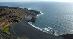 Pic Golfo- Lagune Lanzarote