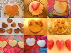 Tons and tons of great Valentine's Day ideas - homemade cards, cute snacks, heart-shaped foods and more!