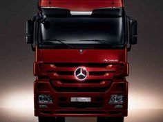 "Mercedes benz Actros 3550 S 33 AV 6x4 T-T - The ""Sexy"" of Cargo Carriers."