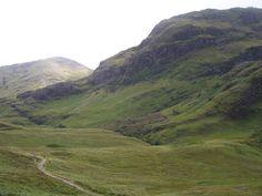 edinburgh, scotland - highlands