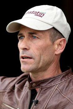 4 May 2013 - Jockey Gary Stevens, 50, back riding in the Kentucky Derby . . . for D. Wayne Lukas