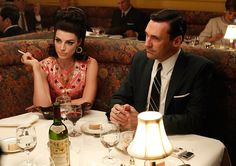 Love it, but what a hypo-crite Don! Mad Men Fashion Recap: The Swinging Sixties