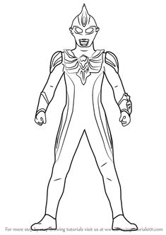 Learn How to Draw Ultraman Max Ultraman Step by Step : Drawing Tutorials Learn To Draw, Learn Drawing, Apple Wallpaper Iphone, Flamingo Birthday, Coloring Pages, Coloring Sheets, Drawing Poses, Step By Step Drawing, Drawing Tutorials
