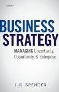 Emphasising that firms face uncertainties and unknowns, this book argues that the core of strategic thinking and processes rests on the organization and its leaders developing newly imagined solutions to the opportunities that these uncertainties open up. It presents new approaches for managers, consultants, strategy teachers and students.