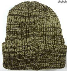 2336fccafa9 Wholesale Winter Knit Long Cuff Beanie Hats - Mixed Khaki