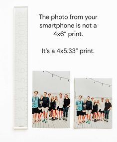 """4x5.33"""" Full Digital Prints • 4D Prints Heart Collage, Wall Collage, Mobile Photography Tips, Hardcover Photo Book, Custom Journals, Photo Calendar, Creative Pictures, Photo Projects, Digital Prints"""