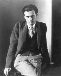 Aldous Huxley: Admits motive for anti-Christian bias