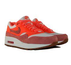 Nike WMNS Air Max 1 VNTG Sail Bright Mango Total Crimson GOT IT!!!