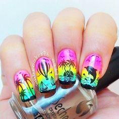 nbrookex26_nails #nail #nails #nailart | See more nail designs at http://www.nailsss.com/acrylic-nails-ideas/2/