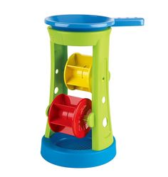 Hape Double Sand And Water wheel http://www.greenanttoysonline.com.au/hape-double-sand-and-water-wheel