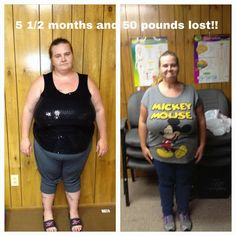 Never give up because she didn't. Another Herbalife story