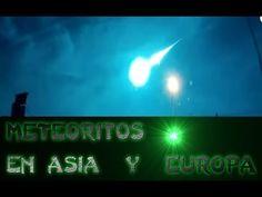 -Meteoritos en Asia y  Europa :  Bangkok y  Polonia 2015