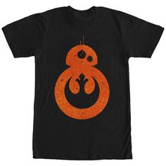 Star Wars The Force Awakens Men's - BB-8 Rebel T Shirt #starwars #theforceawakens #fifthsun