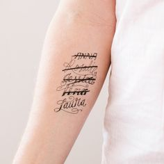 """Laura"" by James Victore for Tattly"