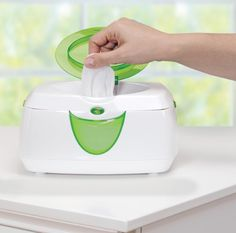 Warm Glow Wipe Warmer - not a necessity, but I thought the night might go a little smoother if diaper changes didn't happen with cold wet wipes. I have this one and have been happy with it.