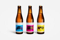 Öde Bryggeri by Kollor Design Agency | VISUALGRAPHC