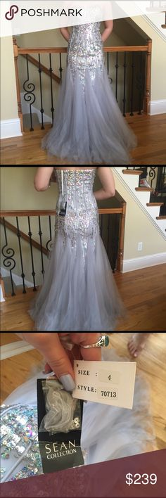 """🌸HOST PICK """"NWT"""" Stunning!🌸 Absolutely gorgeous!! NWT Never worn! Sean Collection Dresses Prom"""